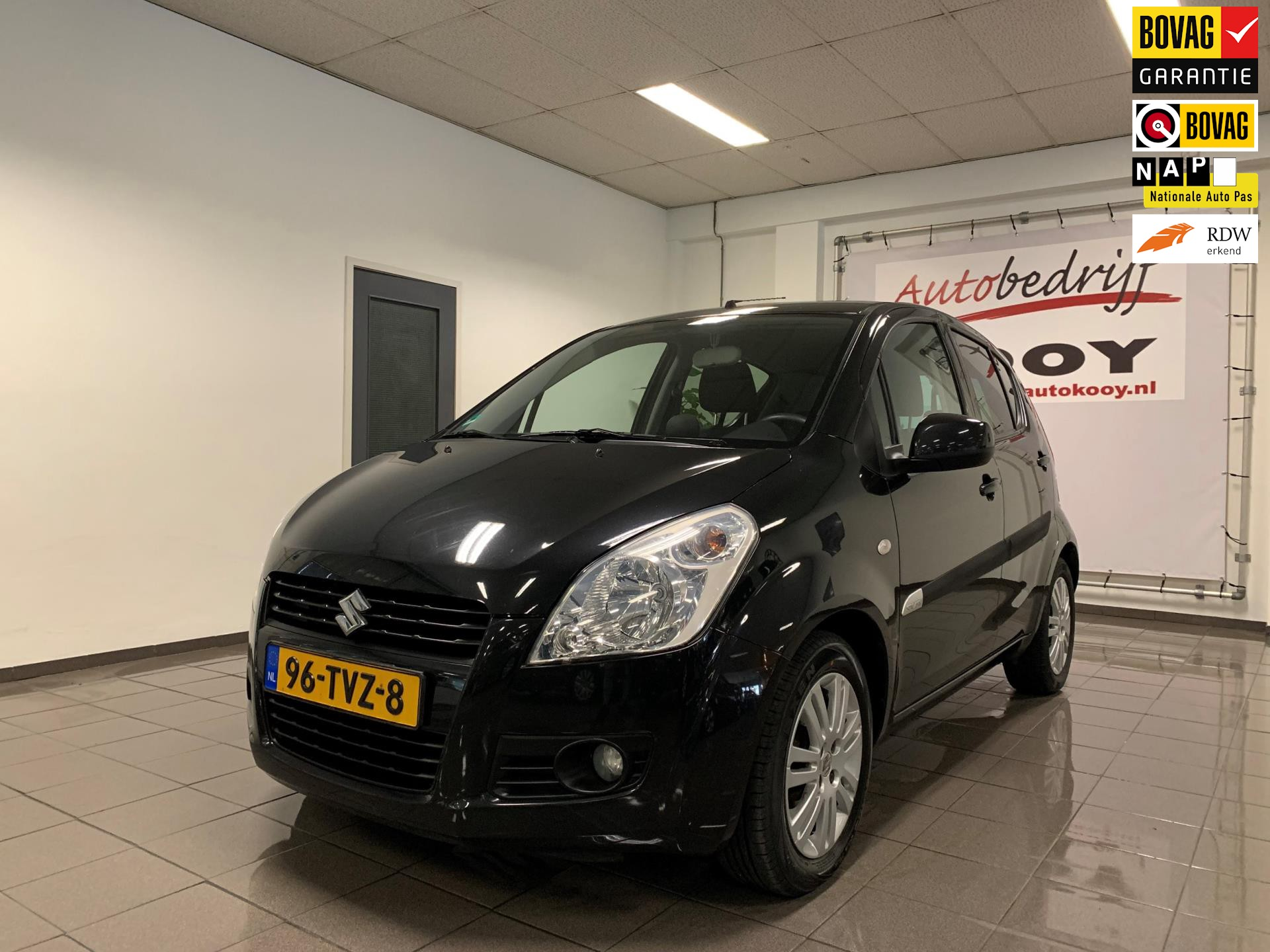 Suzuki Splash 1.0 VVT Exclusive EASSS * 1e Eig / Airco / Stoelverwarming *