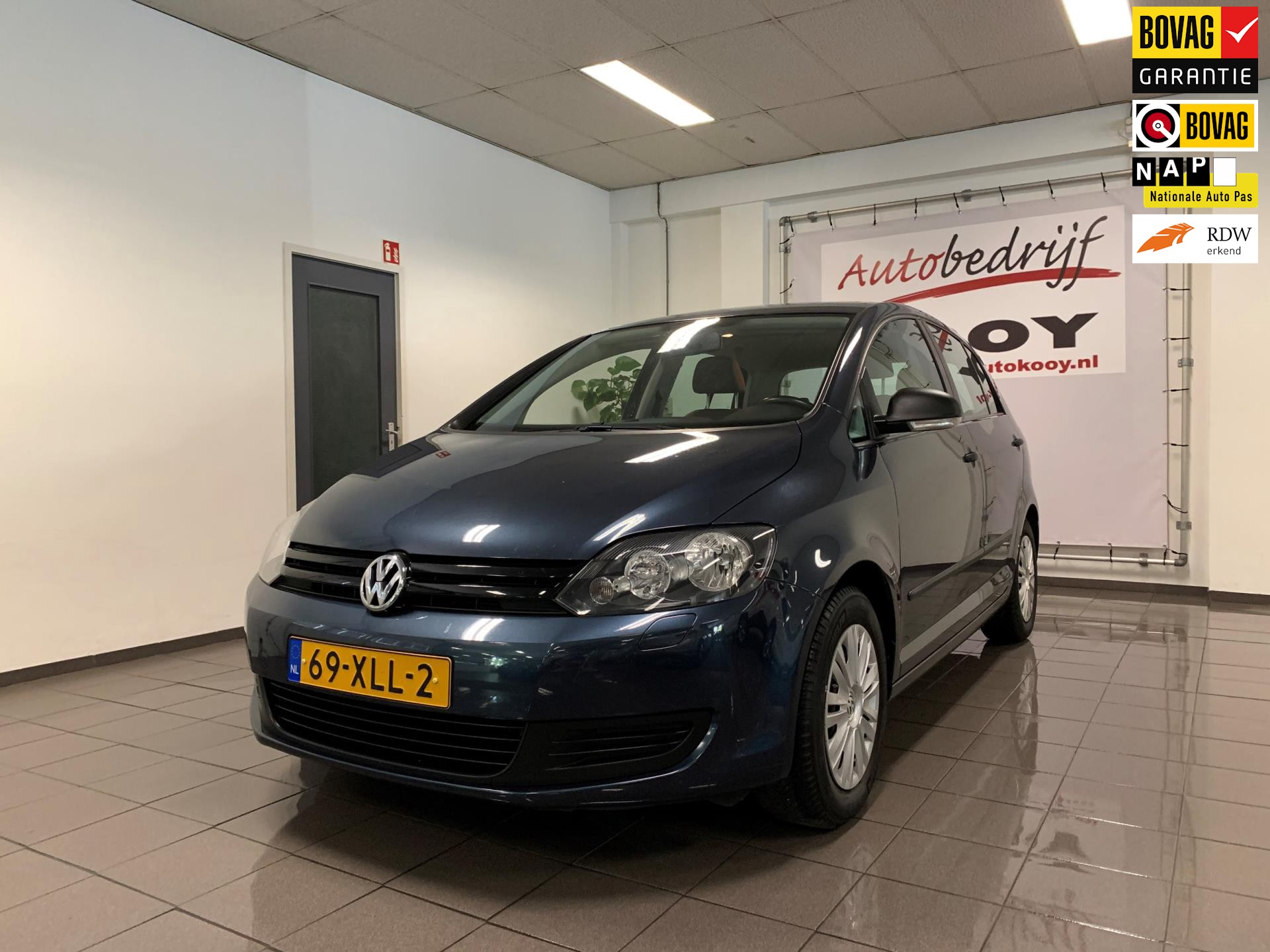 Volkswagen Golf Plus 1.2 TSI * Airco / Navigatie / Trekhaak *