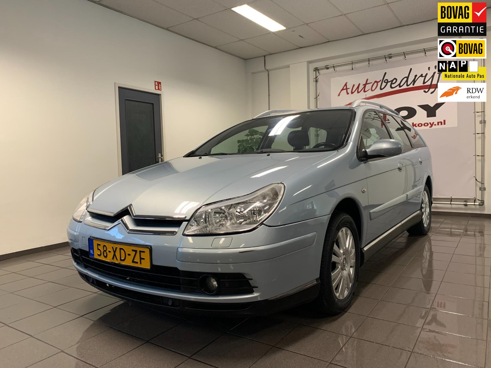 Citroen C5 Break 2.0-16V Ligne Business * Goed onderhouden / Airco-ecc / Cruise control *