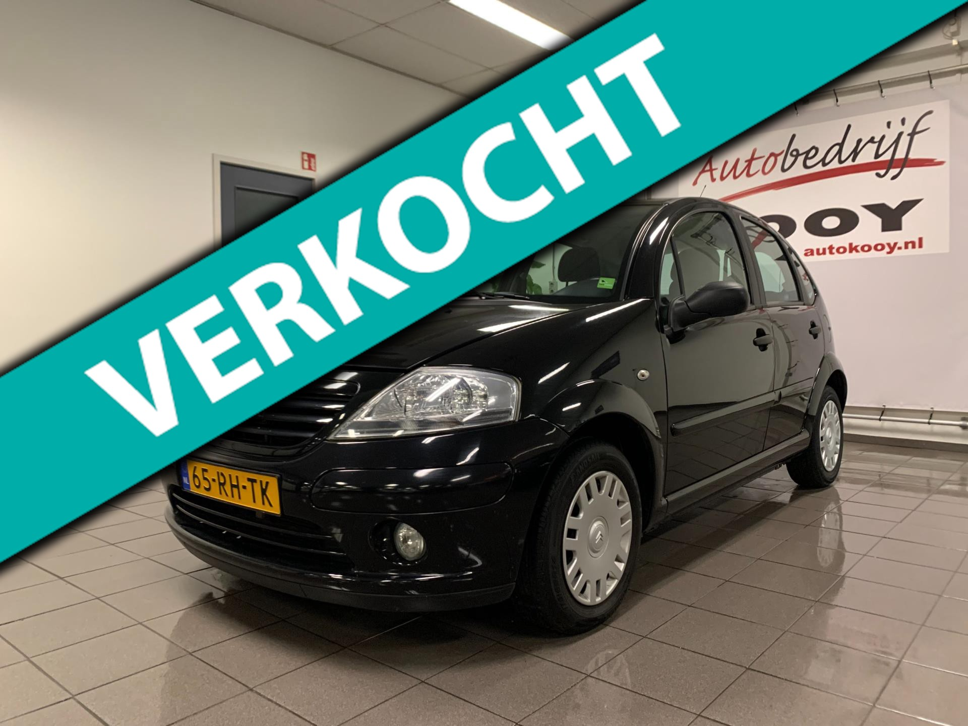 Citroen C3 1.4i Attraction * Airco / Cruise control / 42.069 km + NAP *