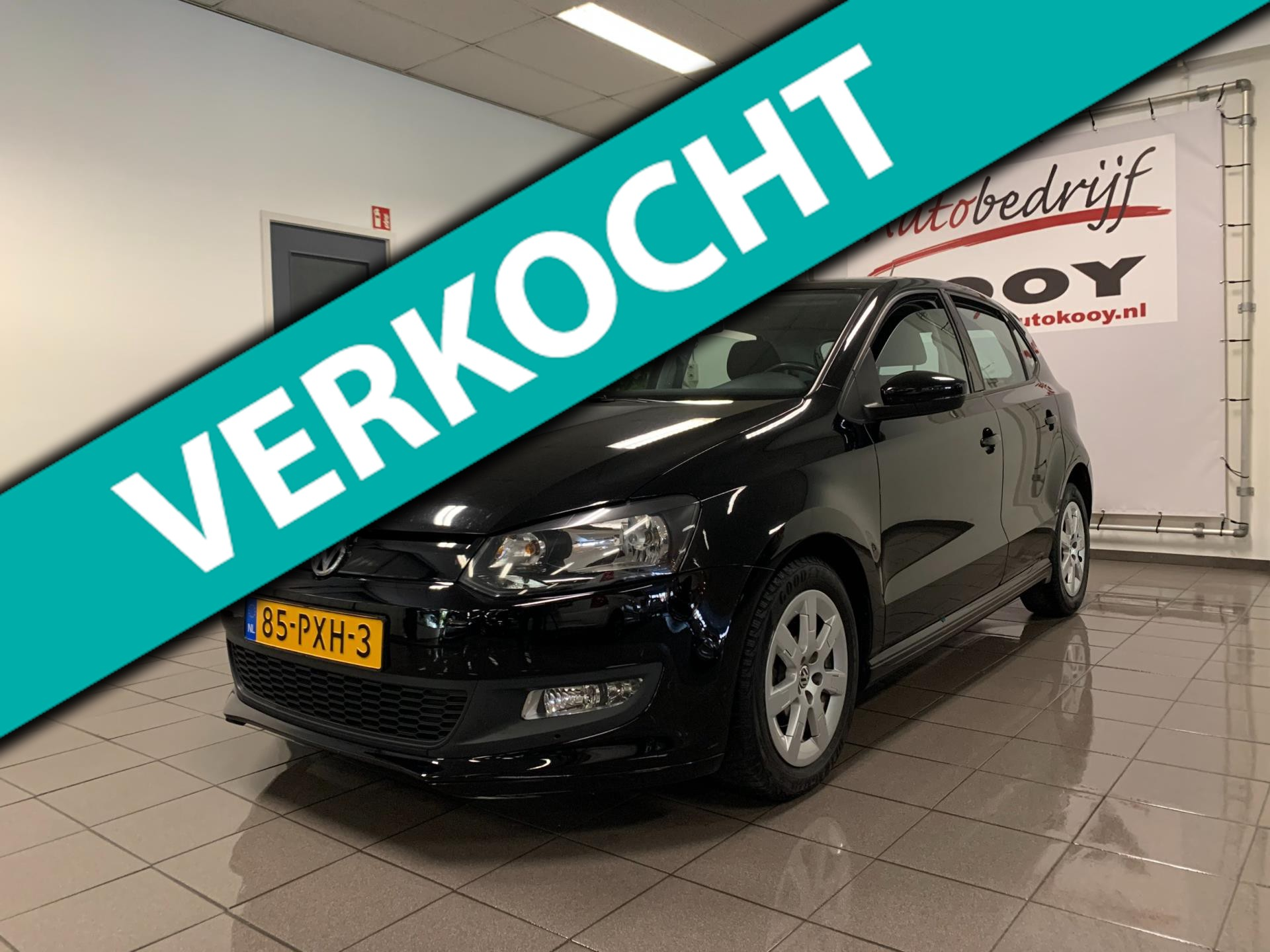 Volkswagen Polo 1.2 TDI BlueMotion Comfortline * Airco / Navigatie / Cruise control *