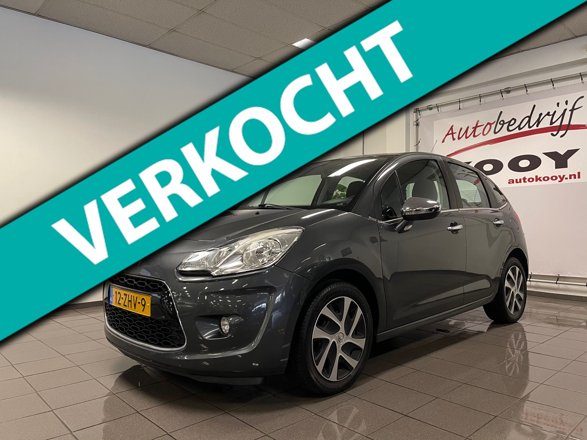 Citroen C3 1.2 VTi Collection * Airco-ecc / Cruise control / NL Auto *