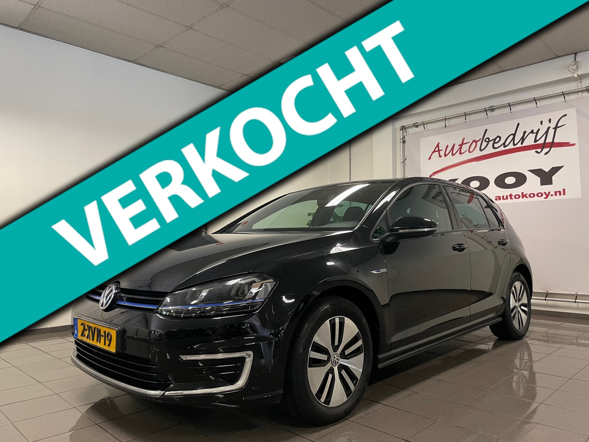 Volkswagen Golf 1.4 TSI GTE * Excl. BTW / Panoramadak / Camera / LED / NL Auto *