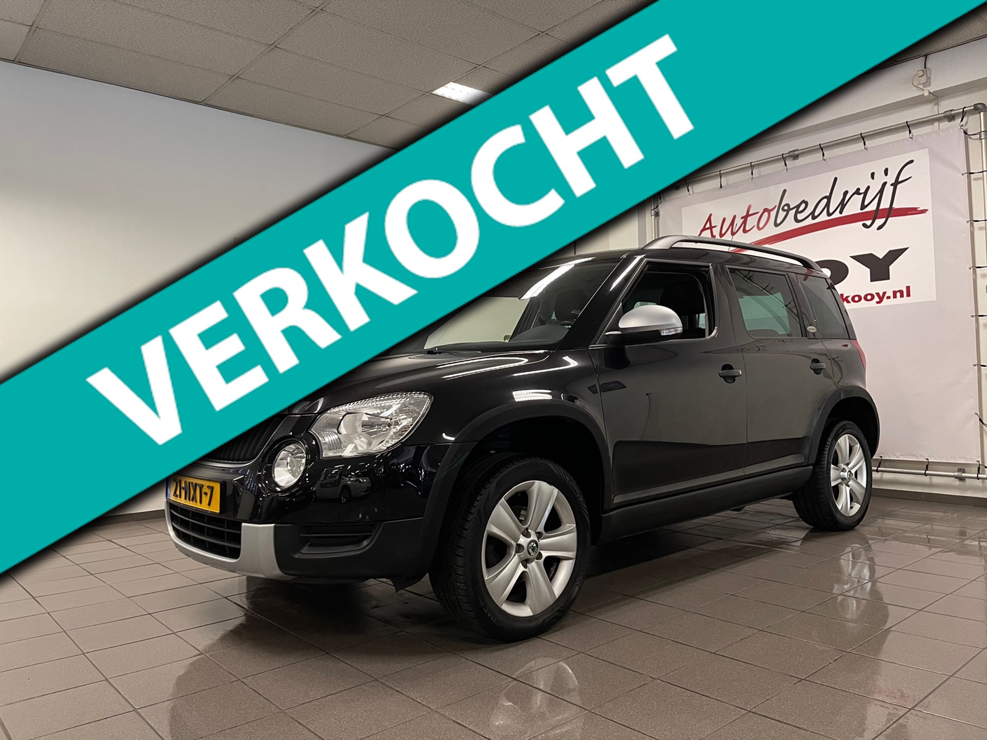 Skoda Yeti 1.2 TSI Expedition * Airco / Cruise control / LM Velgen / Trekhaak *