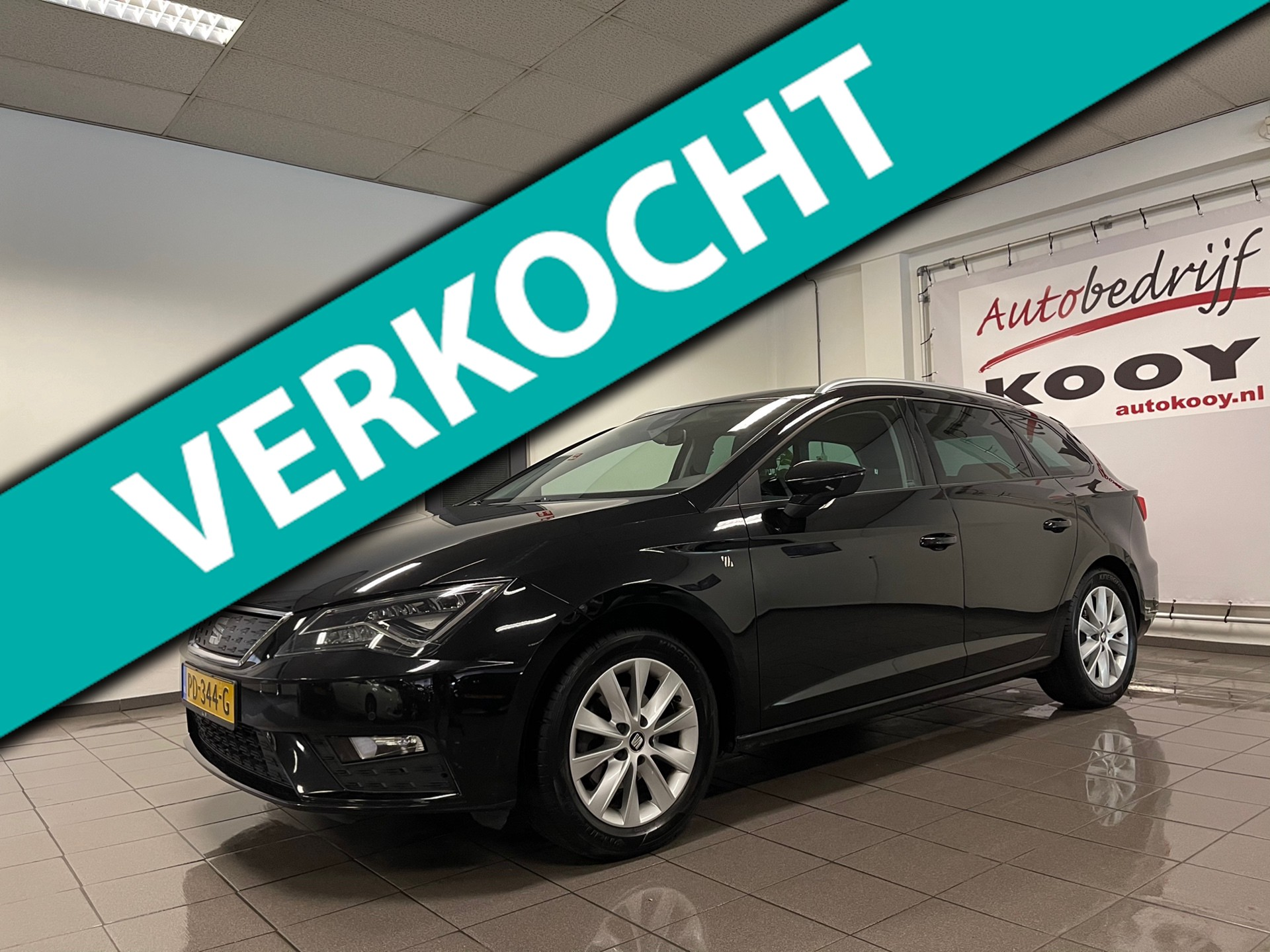 SEAT Leon ST 1.0 EcoTSI Style Business Intense * Xenon / Lane Assist / LED / Navigatie *