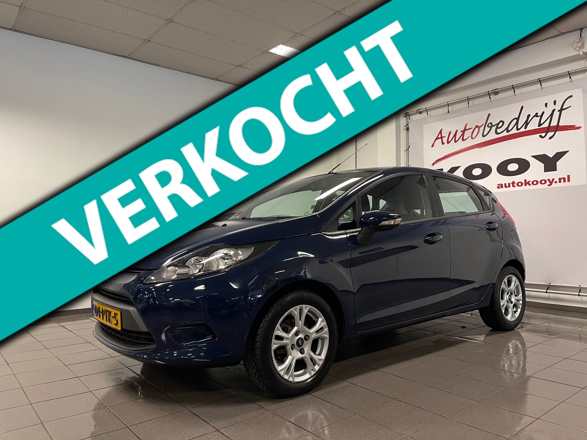 Ford Fiesta 1.25 Limited * Airco / LM Velgen / NL Auto *